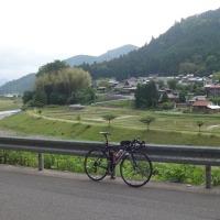 京都北山あたりを