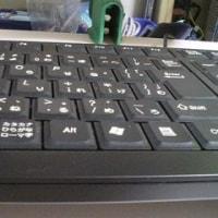 打音の小さなキーボード