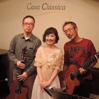 11/19(土) 豊原清仁and古和靖章 Acoustic Duo Live at Casa Classica Guest Vocal 長儀貴子