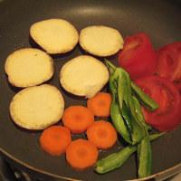 焼き野菜コレクション。