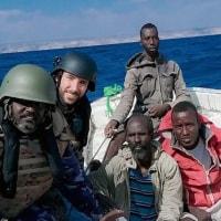 ソマリア海域の安全を守る