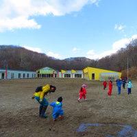 北海道光的王國,下課後的森林幼兒園