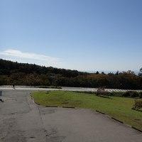 大山情報館から見た景色 161014