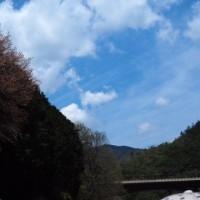 トロッコ列車に乗って保津川くだり