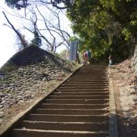 津久井湖城山(375m)南高尾草戸山(364m)