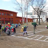交通安全教室&ばなな組どんぐり公園