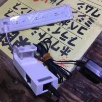 中古 GEX 小型水槽用LEDライト