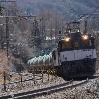 3月4日撮影 西線貨物6883レ その1