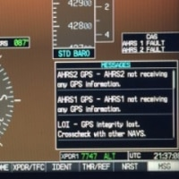GPS Interference Notam