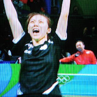 ブラジル五輪 女子卓球 日本 vs ドイツ 〜 準決勝で惜しくも敗北!。