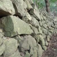 登り石垣について