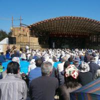西塩子の回り舞台・・・日本最古の組立式農村歌舞伎舞台