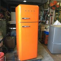 イタリア製冷蔵庫 SMEG 入荷しました・・
