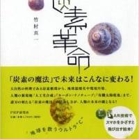 ■科学技術書<ブックレビュー>■「新炭素革命」(竹村真一著/PHP研究所)