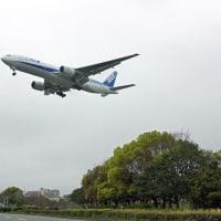 旅客機・福岡空港 170405-07