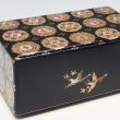 ミュージアム巡り 動物集合 蒔絵螺鈿有職文飾箱