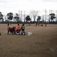 2月18日(土) 1,2年生 練習試合報告