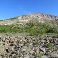 吾妻山(一切経山)の噴火警戒レベルが1になりました