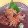 赤貝です。浅草吾妻屋おでんと地酒!