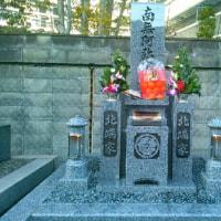 摂津市へ墓参り