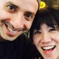 Mr. Guy Weizman was in Tokyo !!!