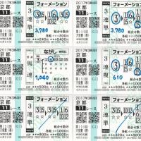 2017年G1第6戦・天皇賞予想&結果
