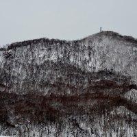 2017.01.23 AM 08:52藻岩山・平和の塔・円山・三角山