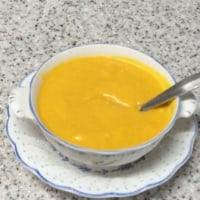 パンプキンのコールドスープ