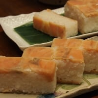 新橋北庄特製 ますの寿司