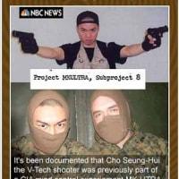 韓国人学生アメリカ工科大学36人大量殺人事件はMKウルトラらしい?【MKウルトラ洗脳暗殺】
