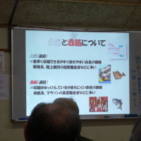 長寿会のいきいき健康講座