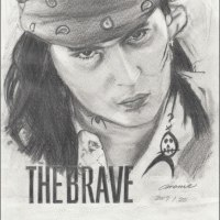 THE BRAVE/ラファエル☆鉛筆画