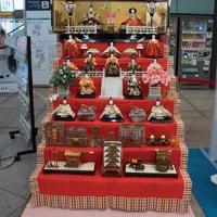 函館駅待合室