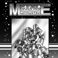 【ショートコミック】メタル・パレード