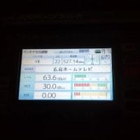 今日午後の部は、広島市南区へ地デジ受信状況調査にお伺いしました~(^^♪