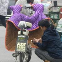 北京の「冬」~めっきり寒くなった・・秋のおわりに庶民の暮らしは
