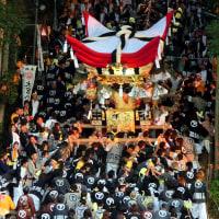 三木市の秋祭り