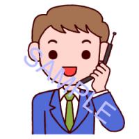 男性・表情2/社員/販売・ビジネスのイラスト
