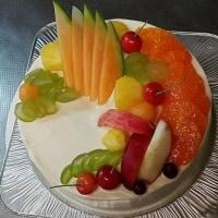 ★快気祝いで友人夫婦に届けたケーキ☆