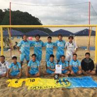 九州ビーチサッカーリーグ2016最終節