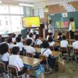 6年生保護者による挨拶運動&読み語り