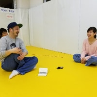 井上さんに会えましたぁー‼(RIZIN取材)
