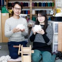 結婚式を綿から作った三河木綿で飾りたい