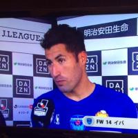第10節vs. ロアッソ熊本戦、勝利…