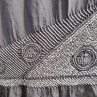 絞りの羽織を洗いました。