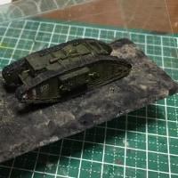 Mark IV 菱形戦車 雌型