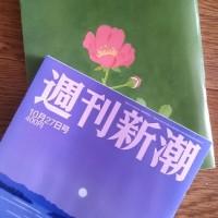 週刊文春と三浦九段と渡辺竜王
