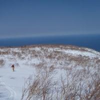 余別岳 (1298m)・・・北尾根ルート