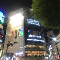 12月金曜日の渋谷