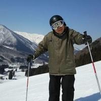 再び白弓スキー場を目指します。